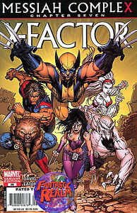 X-FACTOR-26-MESSIAH-COMPLEX-2009-X-23-WOLVERINE-VARIANT-MARVEL-COMICS