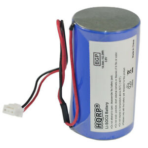 Details about HQRP 3 6V Lithium Battery for DSC WT4911, WT4911B, WT8911  Wireless Outdoor Siren