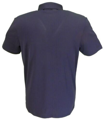 Classic Gabicci Polo Navy Vintage Shirt Sqgf4