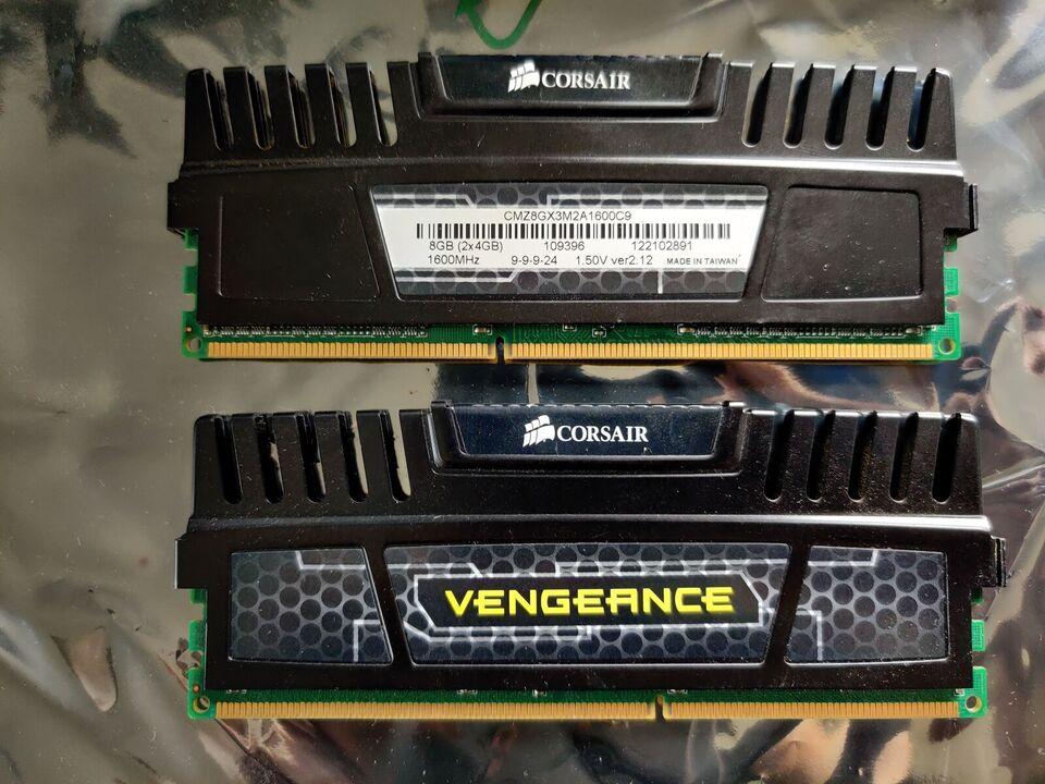 Bundkort + CPU + RAM + Køler, God