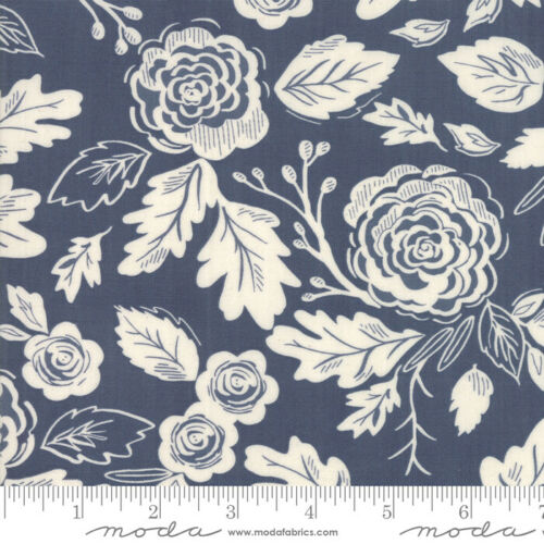 Harvest Road Dot Eggshell 5103 12 by Lella Boutique for Moda Fabrics Quilt