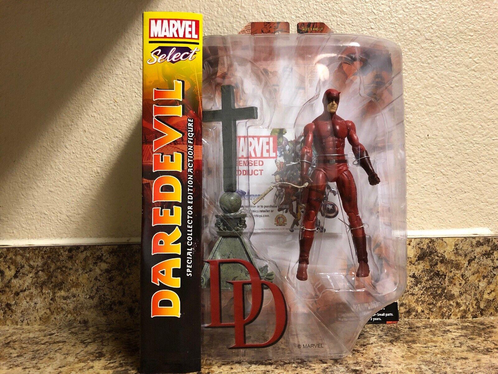 Marvel Select DAREDEVIL Action Figure Diamond Select Select Select Toys DST  7e9aff