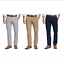 Tommy-Hilfiger-Chino-Pants-Mens-Tailored-Fit-Flat-Front-Flag-Logo thumbnail 1