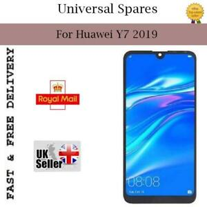 For-Huawei-Y7-2019-LCD-Black-Display-Touch-Screen-Digitizer-Replacement-DUB-LX1
