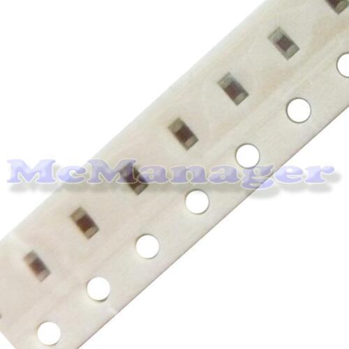 100x 22pF SMD Ceramic Capacitor 50V case:1608 1.6x0.8mm Murata 5/%