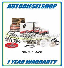 ENGINETECH ENGINE REBUILD KIT FITS 1987-1992 SBC CHEVROLET 5.0L OHV 305 RCC305G