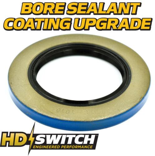 10-10 4pk 21333TB Double Lip Seals for 5200-7000lb Trailer Axles D42 Spindle