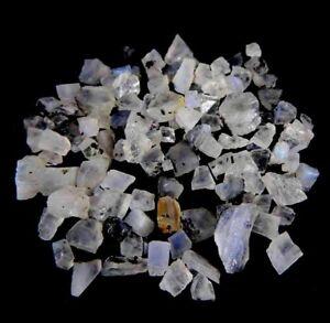 100-Natural-Small-Blue-Rainbow-Moonstone-Wholesale-Lot-Loose-Gemstone