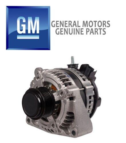 For Chevrolet Silverado 1500 GMC Sierra 2500 HD Alternator Genuine GM 84143543