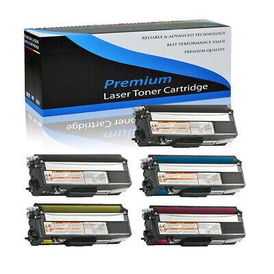 4PK Yellow TN315 Toner Cartridge For Brother MFC-9460//9465//9560//9960//9970 Print