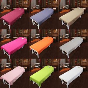 Cotton Salon Sheet Spa Treatment Beauty Massage Bed Cover Sheet