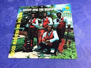 KENNY-amp-THE-BEACH-BOYS-LP-GOOD-MORNING-MR-WALKER-BAHAMAS-MERENGUE-SOUL-RAR
