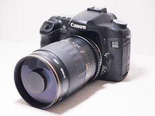 EOS FIT 500mm LENS = 750 mm per CANON digitali SLR 750D 1200D 550D 600D 650D 700D 6D