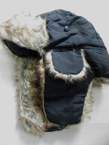 *neu* Fliegermütze Norweger Pilotenmütze Fellmütze Tschapka Pelzmütze Winter Ski