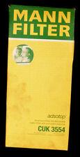 MANN Filter CUK 3554 Innenraumfilter, NEU, OVP