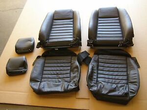 Oem Take Off 2005 2006 2007 2008 Ford Mustang Front Seat