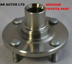 For-GENUINE-TOYOTA-CARINA-2-89-92-FRONT-WHEEL-BEARING-HUB-COMPLETE-ASSEMBLY