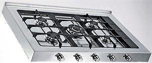 Piano Cottura Professionale in acciaio inox FOSTER 7020 V ...