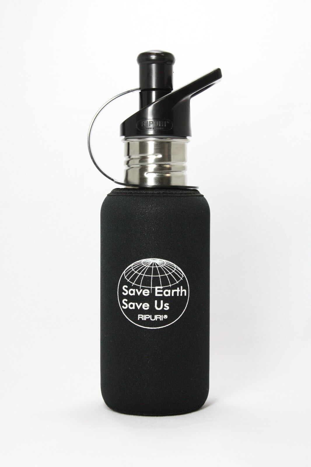 RIPURI Classic Carbon Filtration Stainless Water Bottle  600   high quaity