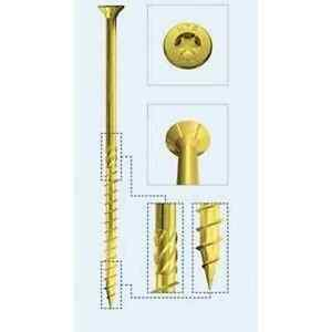 Vis-pour-le-Bois-Panneau-de-Particules-8X360-Sch-Holz-Technic-Lot-Da-50-Pieces