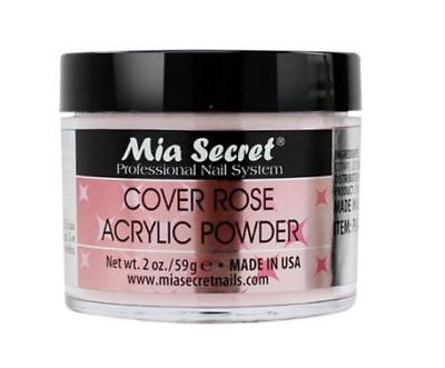 COVER ROSE ACRYLIC 8 OZ POWDER BY MIA SECRET - MADE IN USA