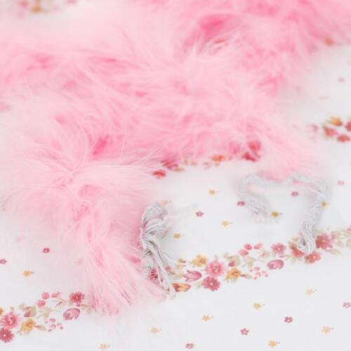 """BULK 5x Flapper Costume Showgirl Piuma Costume Festa Matrimonio Decor 79/"""""""