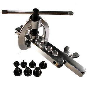 appareil battre simple double collet battu pour tuyau cuivre frein carburant ebay. Black Bedroom Furniture Sets. Home Design Ideas