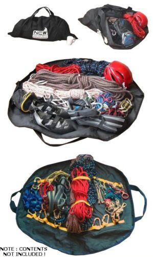 Transporter un accès facile propre et sec lots kit Sac utile 4 escalade gear kit /& cordes etc.