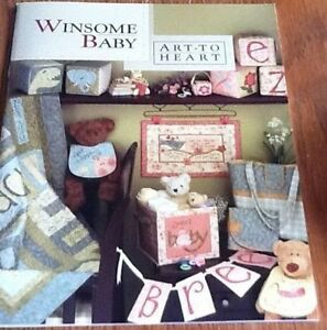 Winsome-Baby-Nursery-ABC-Quilt-Book-Art-To-Heart-Nancy-Halvorsen-Soon-To-Retire