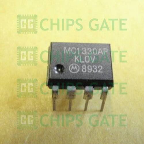 3PCS MC1330AP Encapsulation:DIP-8,Low-Level Video Detector