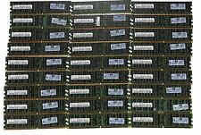 LOT 108GB HP SAMSUNG  405477-061  (27x4GB) PC2 5300 ECC FOR SERVER