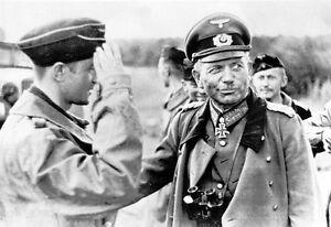 2165 WWII B/&W Photo German General Heinz Guderian Sept 1941 World War Two  WW2