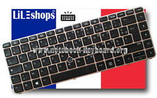 Clavier Français Original Pour HP EliteBook 745 G3 / 840 G3 Backlit