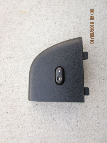 04-08 FORD F150 EXTENDED CAB 4D REAR RIGHT SIDE POWER WINDOW SWITCH BLACK