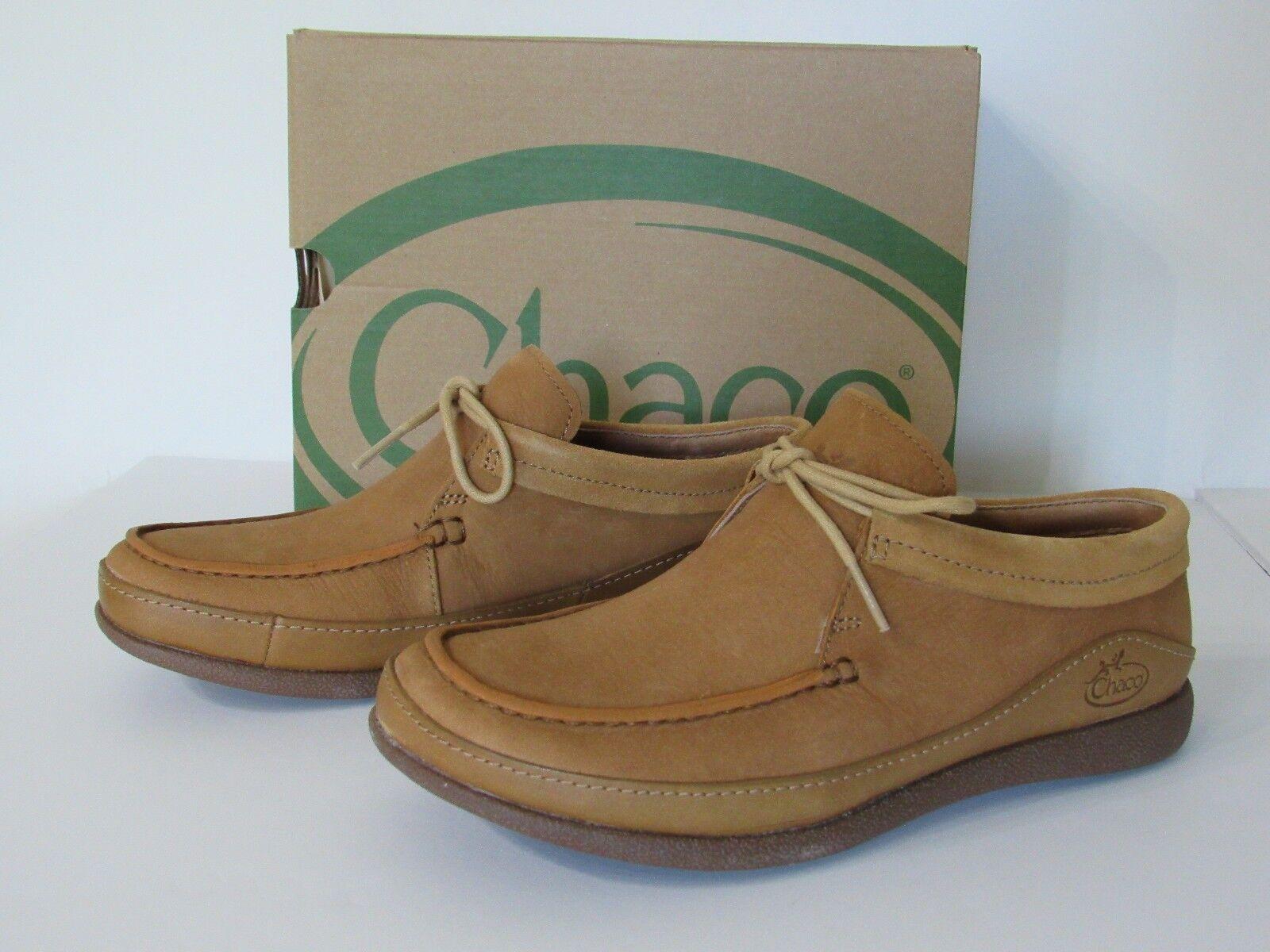 Chaco Pineland LUVSEAT damen Tan Tan Tan Leather Lace Up Comfort schuhe Größe 6.5 NEW 7ee0bb