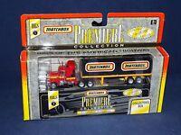 Matchbox Rigs Series 1 Premiere Collection Kenworth Aerodyne Matchbox Container