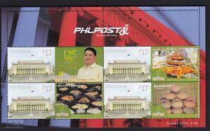 2021 Philippines 125th Year Balasan Lechon Festival Generic sheet mint NH