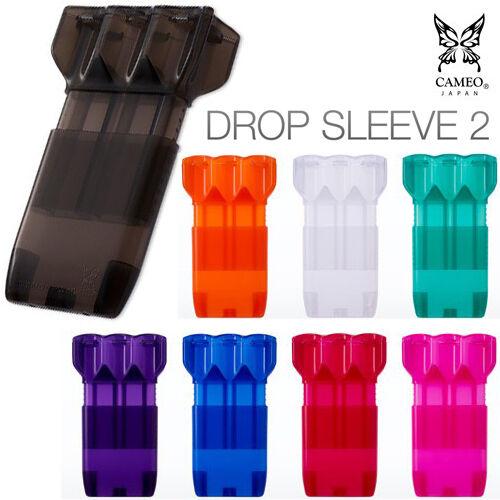 Orange L-Style//Cameo Drop Sleeve 2 Lifestyle Dart Case
