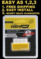 Nitro Obd2 Performance Chip Dodge Intrepid 1996-2017 Save Gas/fuel