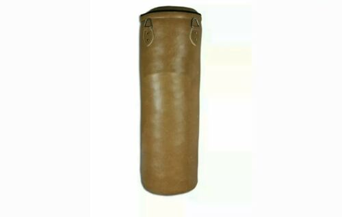 Skinny Punch Bag Muay Thai Boxing MMA Judo Kickboxing PunchingBag UNFILLED 55kg.