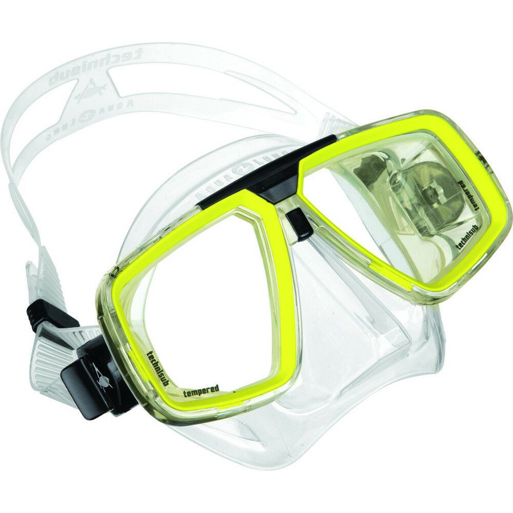 Mask Aqua Lung LOOK Diving mask Silicone the Classic optical Glasses optional