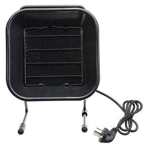 220V-50W-Soldering-Iron-Smoke-Absorber-Remover-Fume-Electrostatic-Fan-3m-Air
