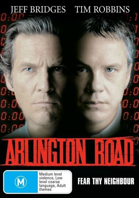 Arlington Road (DVD, 1999).