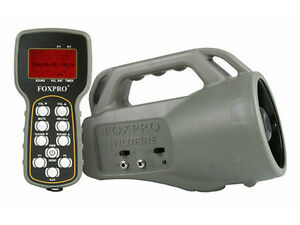 FOXPRO-Wildfire-WF-2-Speaker-Digital-Electronic-Game-Call-with-Remote-USB-WF2