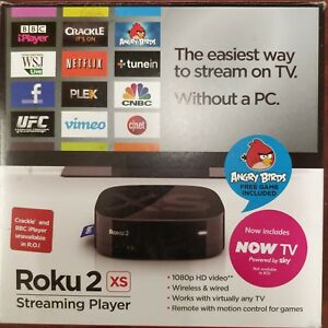Roku 2 XS streaming player - Greater Manchester, United Kingdom - Roku 2 XS streaming player - Greater Manchester, United Kingdom