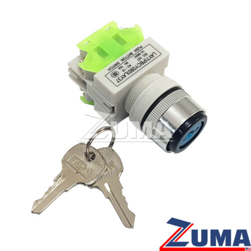JLG 4360432 NEW JLG Select Key Switch with 2 JLG Keys