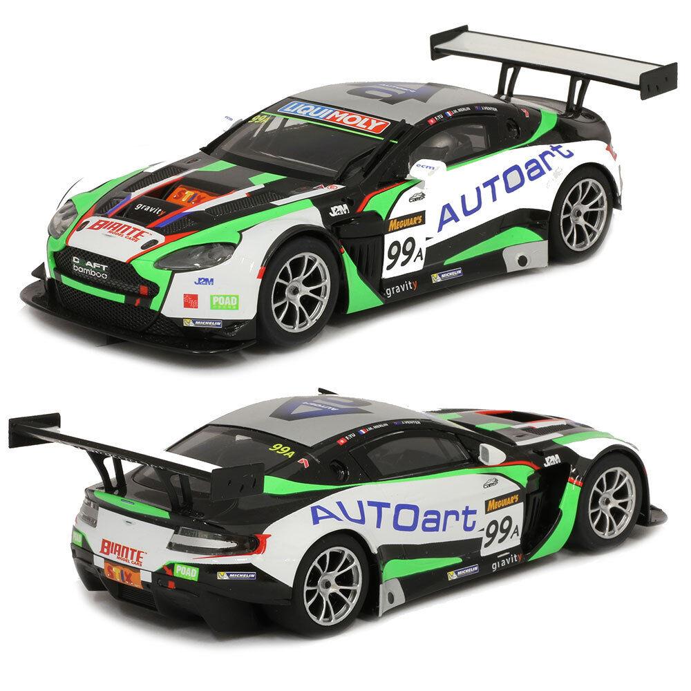 SCALEXTRIC Digital ARC Pro Slot Car Aston Martin Vantage GT3 No99