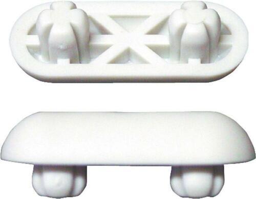 Evenes Langpuffer 8mm für WC-Sitz Serie Twist Trend Twist Cl