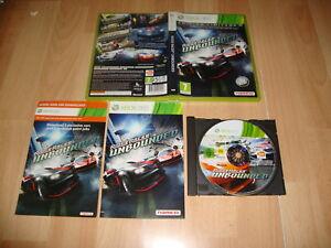 RIDGE-RACER-UNBOUNDED-DE-NAMCO-PARA-LA-XBOX-360-USADO-COMPLETO
