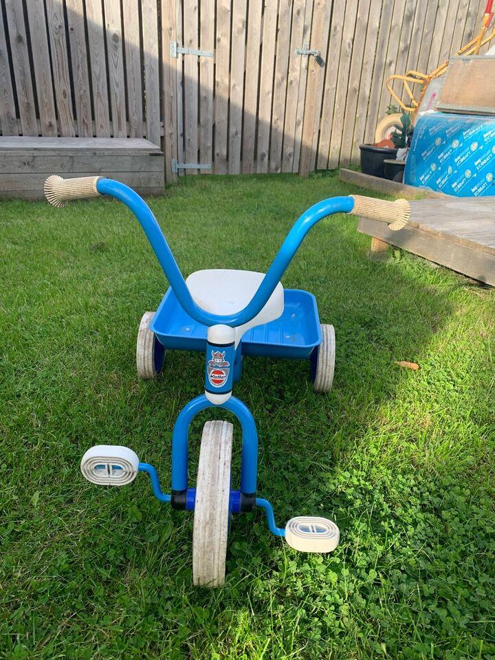 Drengecykel, trehjulet, andet mærke